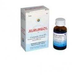 Aurumsol Liquido 10ml