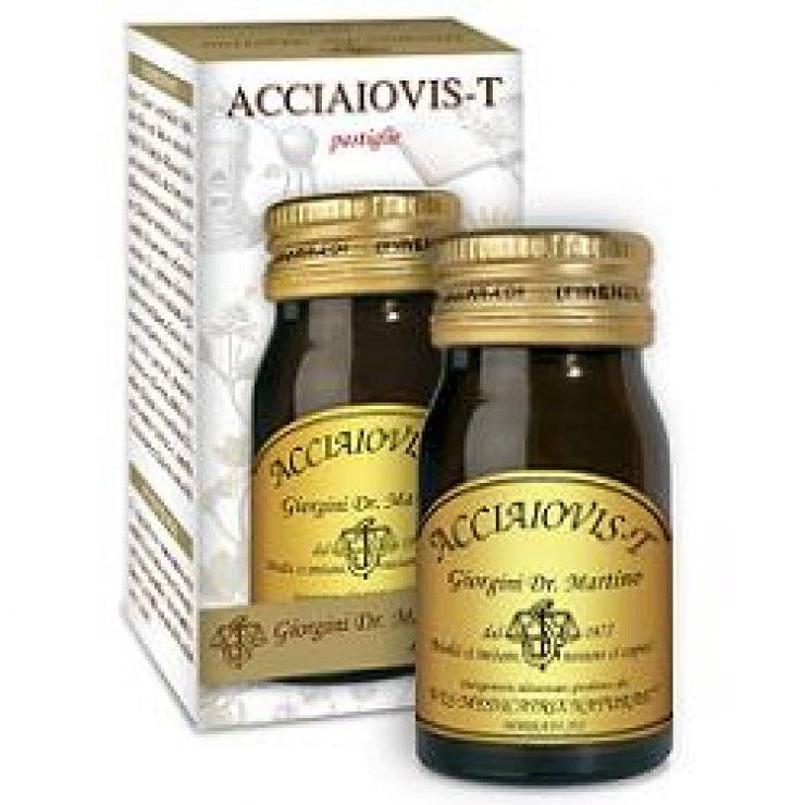 ACCIAIOVIS 60PAST