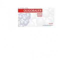 Oligobauer 6 Zn/cu 20ab 2ml