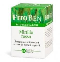 MIRTILLO ROSSO 50CPS