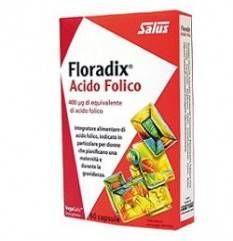 Floradix Acido Folico 60cps