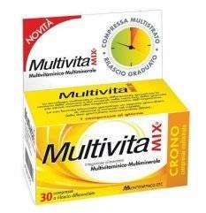 MULTIVITAMIX CRONO 30CPR