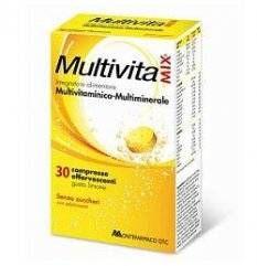 MULTIVITAMIX EFF S/Z S/G 30CPR
