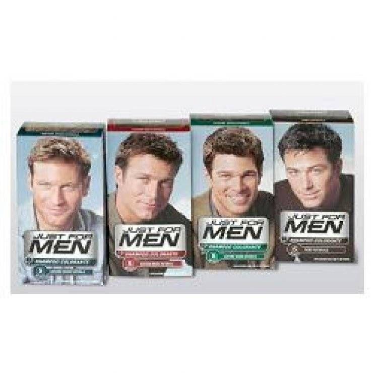 JUST FOR MEN SH COLOR H25 CAST