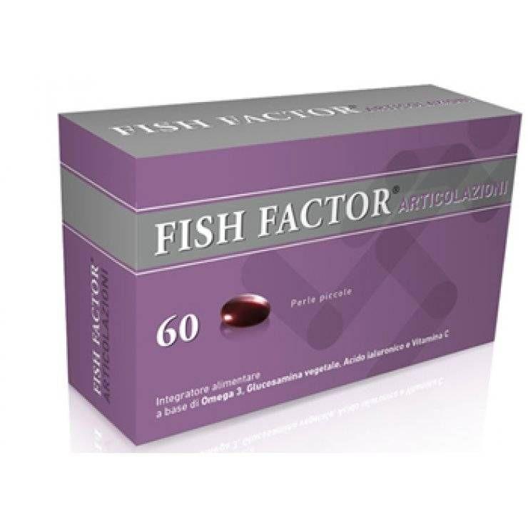 FISH FACTOR ARTICOLAZ 60PRL