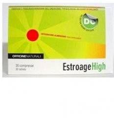 ESTROAGE HIGH 30CPR 850MG