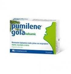 PUMILENE GOLA BALSAMIC 24PAST