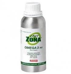 ENERZONA OMEGA 3 RX 210CPS