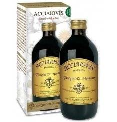 ACCIAIOVIS LIQ ANALCOL 200ML