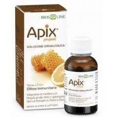 Apix Soluzione Idroalc 30ml