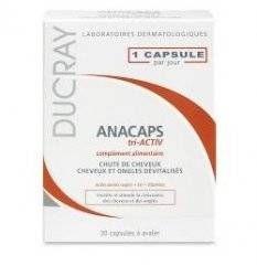 Anacaps Triactiv 30cps Ducray