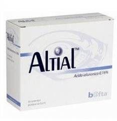 ALTIAL GTT OCULARI 30F 0,6ML