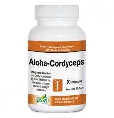 ALOHA CORDYCEPS 90CPS