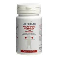 MELATONINA COMPLEX 1MG 90CPR
