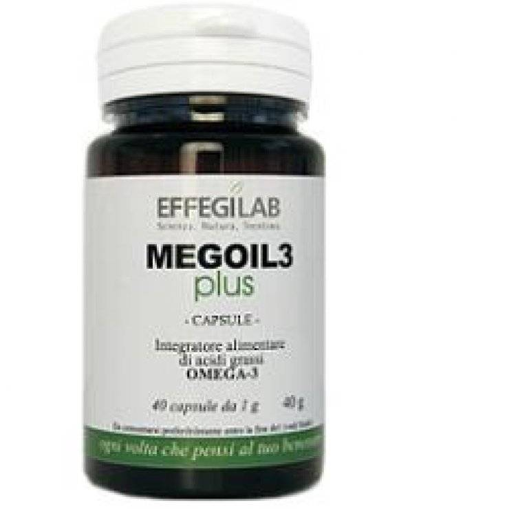 MEGOIL3 PLUS 40CPS