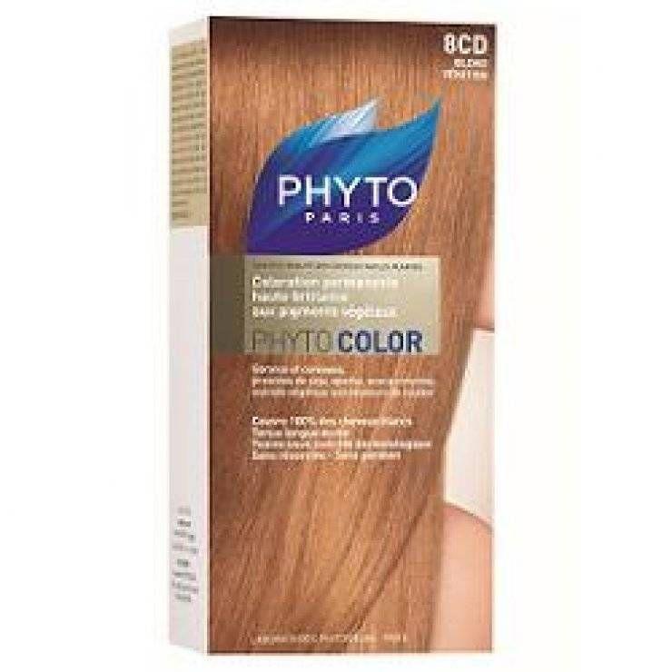 PHYTO PHYTOCOLOR 8CD BIO C/R/D