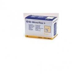 Bd Microfine Ago G30 8mm 100pz