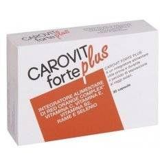 CAROVIT FORTE PLUS 30CPS
