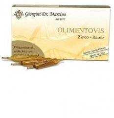 Zinco Rame Olimentovis 60ml