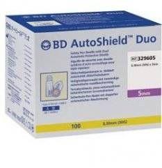 BD AUTOSHIELD AGO DUO G30 5MM
