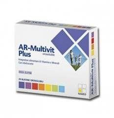 AR MULTIVIT PLUS 28BUST OS