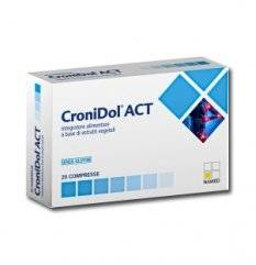 CRONIDOL ACT 20CPR GASTRORESIS