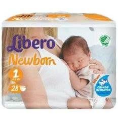 LIBERO NEWBORN PANN 1 28PZ