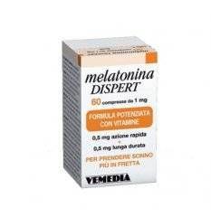 MELATONINA DISPERT 1MG 60CPR