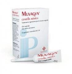 MUVAGYN GEL VAGINALE 8X5ML