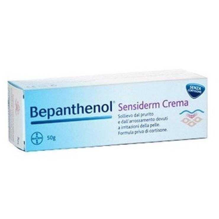 BEPANTHENOL SENSIDERM CR 50G