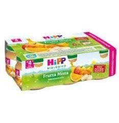 HIPP BIO OMOG FRUT M 100% 6X80