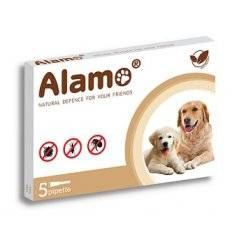 ALAMO SPOT-ON CANI 5PIP 1ML