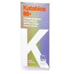 KATABIOS 60+ GOCCE 15ML