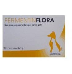 FERMENTIN FLORA 20CPR