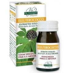 Eleuterococco Estr Tit 60past
