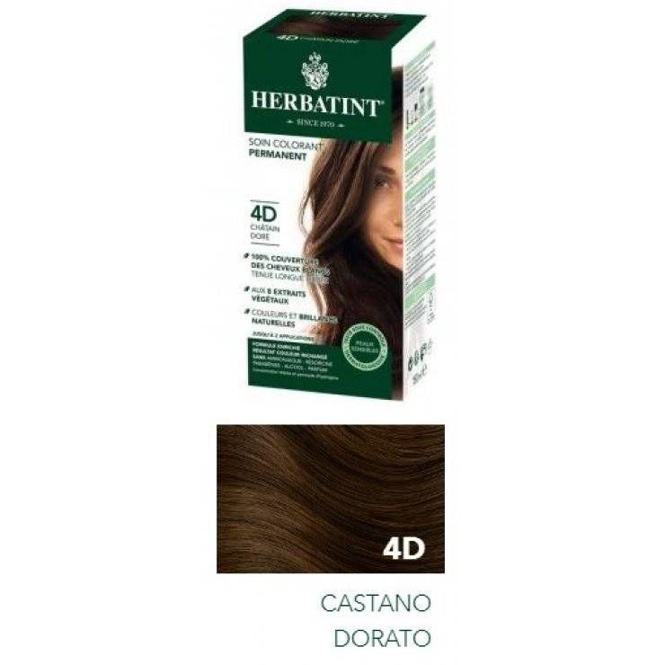 HERBATINT 4D CAST DOR 150ML