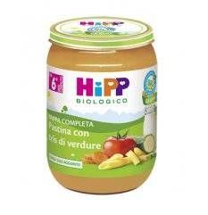 HIPP BIO PASTINA TRIS VERDURE