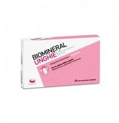 BIOMINERAL UNGHIE 30CPS TP