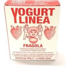 YOGURT LINEA FRAGOLA 4BUST
