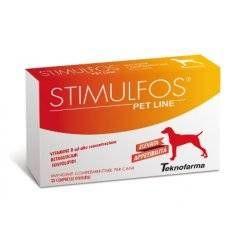 STIMULFOS PET LINE CANE 30CPR