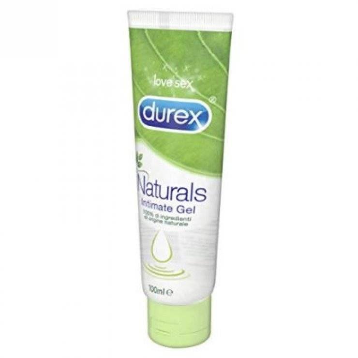 DUREX NATURAL GEL 100ML