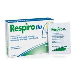 RESPIRO FLU 12BUSTINE
