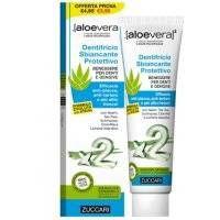 Zuccari Aloevera2 Dentifricio Sbiancante Protettivo