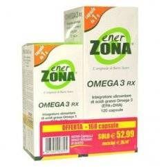 ENERZONA OMEGA 3 RX 120+48 OFC