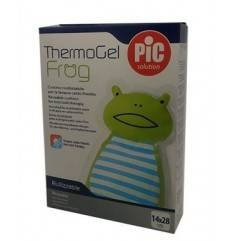PIC THERMOGEL FROG