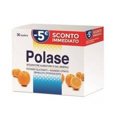 Polase arancia 36 bustine