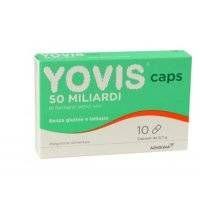 Yovis caps - Alfasigma - 10 capsule - integratore alimentare di fermenti lattici