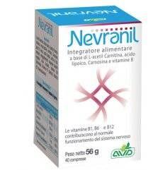 NEVRANIL 40CPR