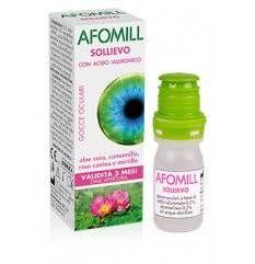 AFOMILL SOLLIEVO OCCHI GTT10ML