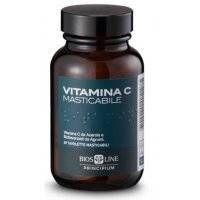 Principium Vitamina C - Bios Line - 60 compresse masticabili - Integratore per sistema immunitario